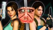 Tomb Raider Resident Evil - WTF?