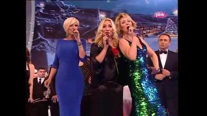 Vesna Zmijanac - Kazni me, kazni - (Novogodisnji Grand 2012)