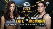 Miesha Tate vs. Sara Mcmann Ufc 183 Prelims