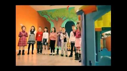 *new* Рени и Смехоранчетата - Рицар Ти Бъди /official Video 2010/