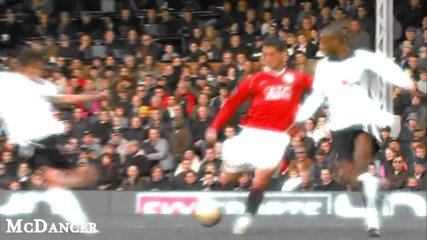 Кристиано Роналдо - Моменти в Манчестър Юнайтед Hd