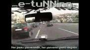 Как Се Кара На Автомагистрала Е - 5(турция)