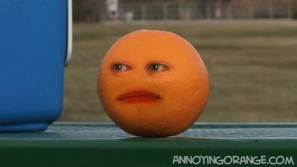 Annoying Orange 6 Super Bowl Football Hd