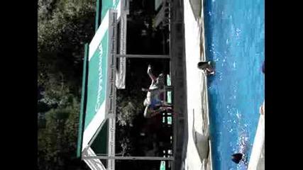 Zadno salto praq !!! Dosta lud