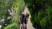 Колоездач перфектно изкачва без да спре най - стръмният наклон от 38% в Сан Франциско!