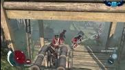 Най - лудите бъгове в Assassin's creed 3 - част 13