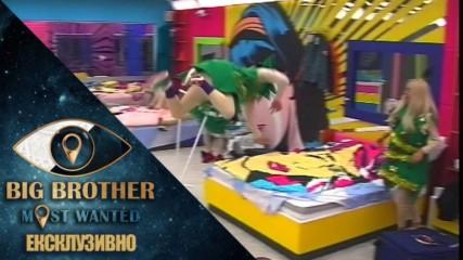 Благой Георгиев предизвиква себе си - Big Brother: Most Wanted 2018