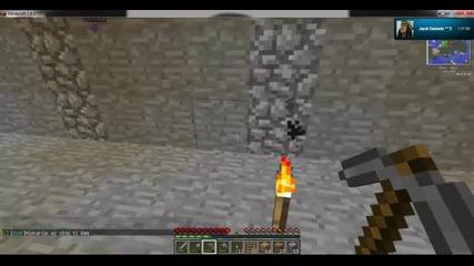 Minecraft Survival със wigleg и Painandgain97 епизод 1