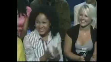 Ciara в шоуто на Tyra Banks