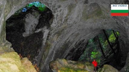 Ягодина-пещерата Проходна в Корудере