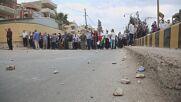 Syria: Violent clashes mark Kurdish opposition protest in Qamishli