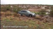 Наводнение в Меса, Аризона 8.9.2014