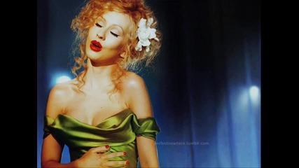 *превод + текст* Christina Aguilera - Bound To You