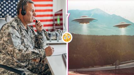Военното министерство на САЩ публикува клипове с НЛО и призна: Те съществуват!