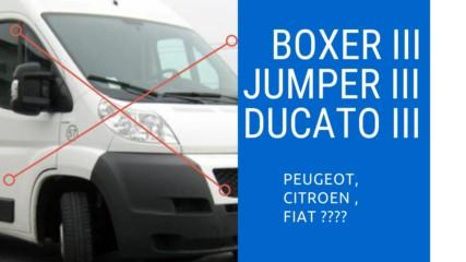 Peugeot Boxer3Citroen Jumper3Fiat Ducato 3 - Karburator episod-10