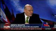Майкъл Корен и Крис Тайтъс за правата на бащите