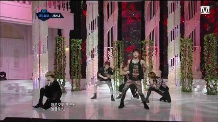 [120329] Shinee - Sherlock @ M! Countdown