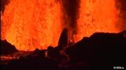 Страхотни кадри от изригването на вулкана Бардарбунга в Исландия