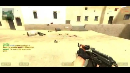Trenda Plays Counter-strike_source