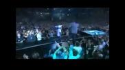 (reggaeton) Wisin & Yandel Feat. Don Omar & Miguelito - La Pared (on Stage 2008)