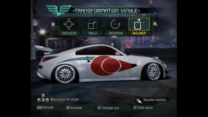 Nfs Carbon Tuning Nissan 350z
