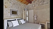 Средновековна къща от камък в Южна Италия