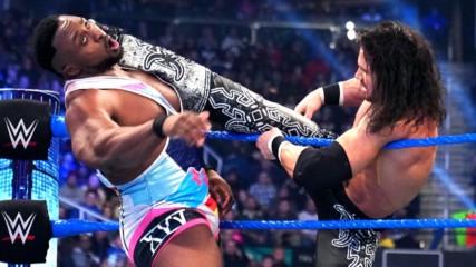 Big E vs. John Morrison: SmackDown, Jan. 17, 2020