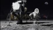 First Rabbid on the Moon!