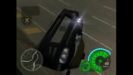 Crash In Nfsu2
