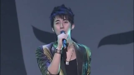 ss501-because i'm stupid (live in japan-persona tour)
