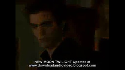 New Moon - oficial trailer(bg subs)