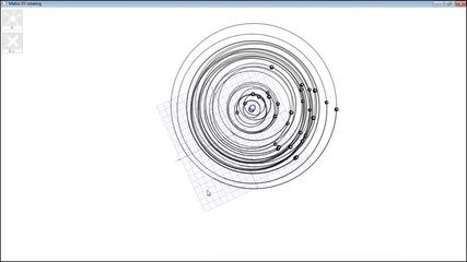 №19451 - Хоризонтална ротация с матрица