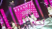(hd) She'z - U U ~ Music Bank (05.10.2012)