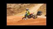 Мотоктрос - Ryan Dungey 450cc Supercross Testing