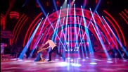 Kirsty Gallacher & Brendan Cole - Salsa to 'can't Touch It' - 2015