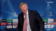 The Sir Alex Ferguson Interview - Manchester United 22/09/2015
