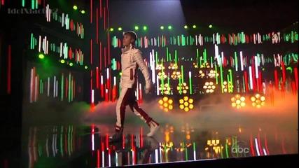 Justin Bieber - Mistletoe | American Music Awards 2011