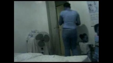 Крадец в стаята 4