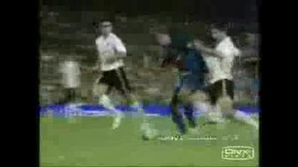 Thierry Henry, C.ronaldo, Ronaldinho