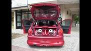 Peugeot 206 Як Тунинг