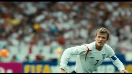 David Beckham - England vs Ecuador