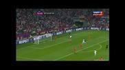 Русия 4-1 Чехия