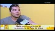 David Bisbal Entrevista / Gira Premonicion