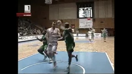 "Баскетбол: ""Лукойл Академик"" отнесе ""Макаби"" (Хайфа) с 87:69"