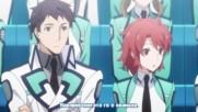 [ Bg Subs ] Mahouka Koukou no Rettousei - 11 (720p)