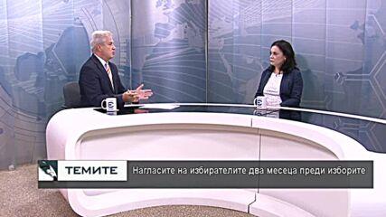 """Идва ли времето на """"проектите"""" за сметка на класическите партии в България?"""