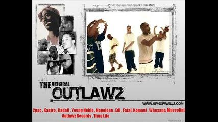 2pac & Outlawz - Breathin