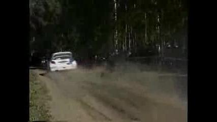 Peugeot 206 Wrc In Original Sound - 1999 Season