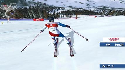 Ski Challenge 2012 My Gameplay [hd]