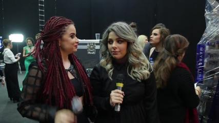 Смях, сълзи и напрежение зад кулисите на финала на X Factor